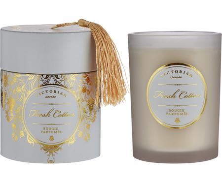 Bougie parfumée Sense (fraîcheur de coton)