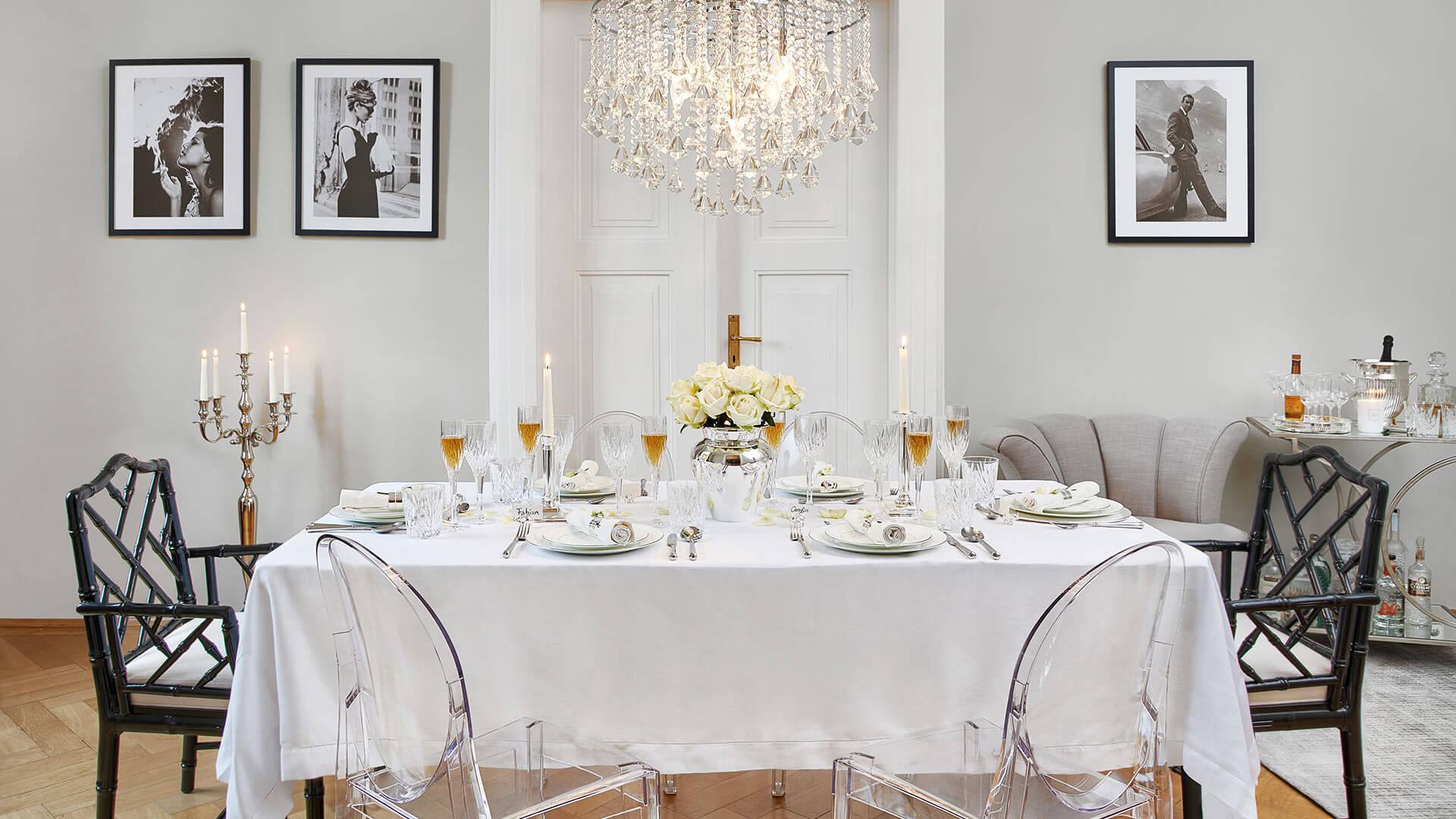 Diner de luxe