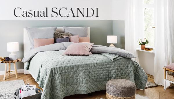 Casual Scandi