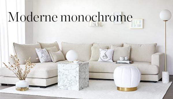 Moderne monochrome