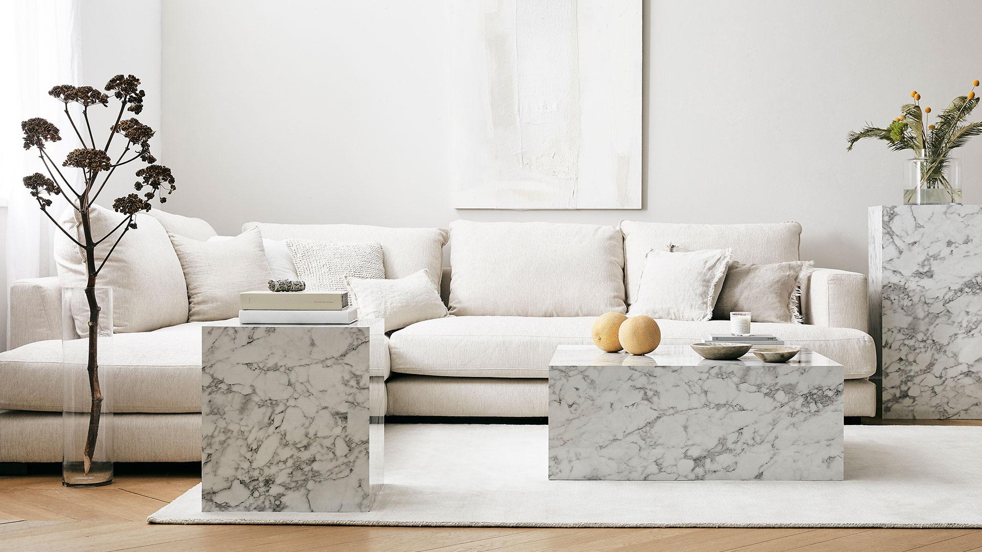 Tendre marbre