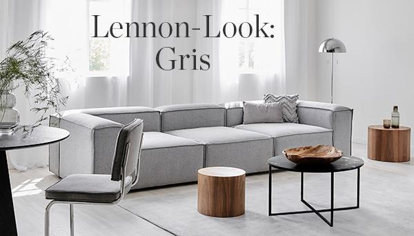 LENNON-LOOK : Gris