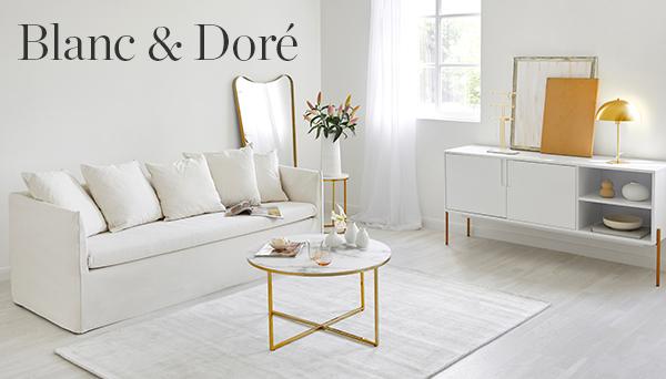 Blanc & Doré