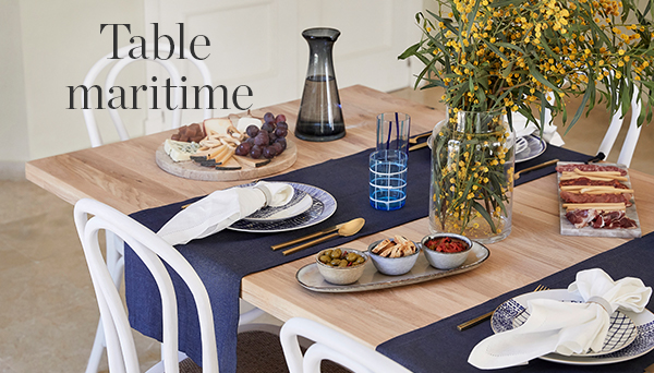 Table maritime
