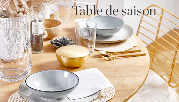 Table de saison