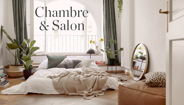 Chambre & Salon