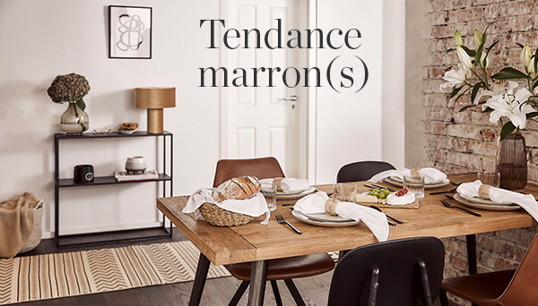 Tendance marron(s)