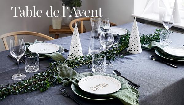 Table de l'Avent