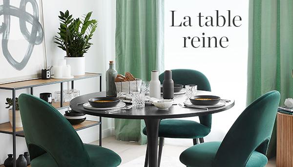La table reine