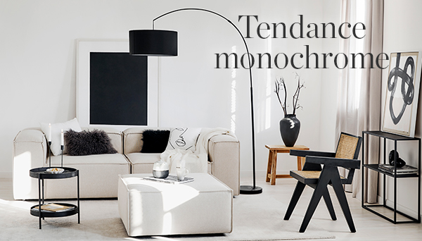 Tendance monochrome