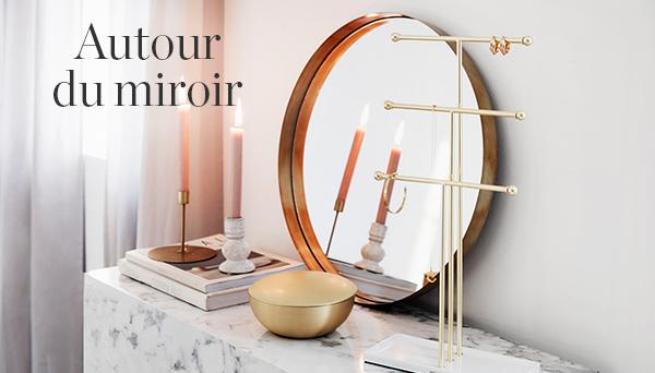 Autour du miroir