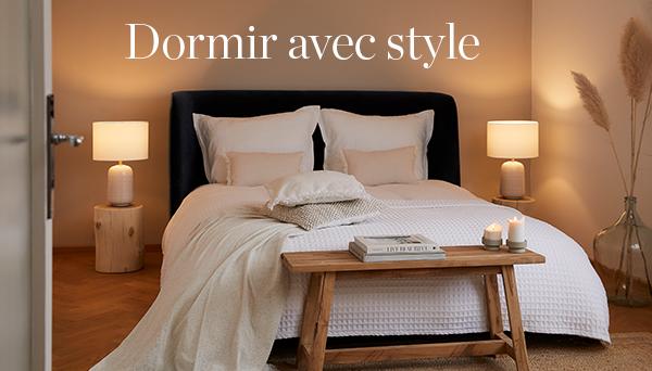 Dormir avec style