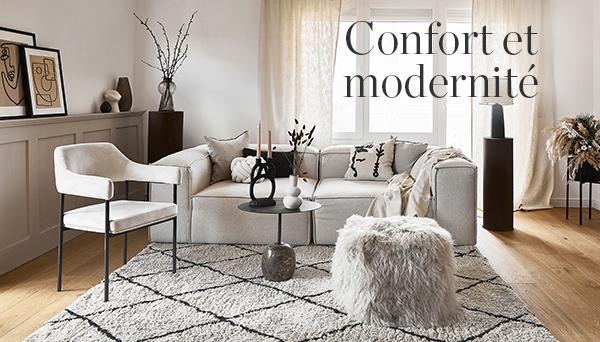 Confort et modernité