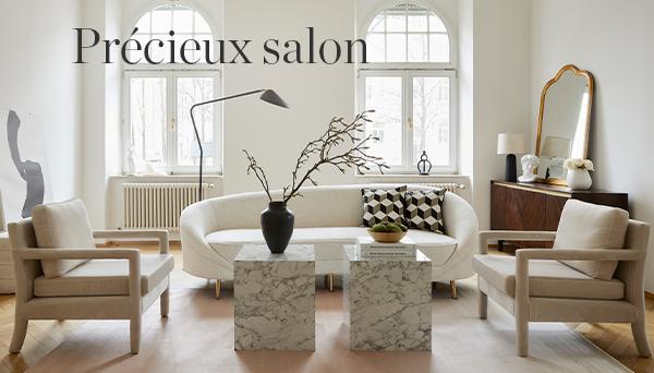 Précieux salon
