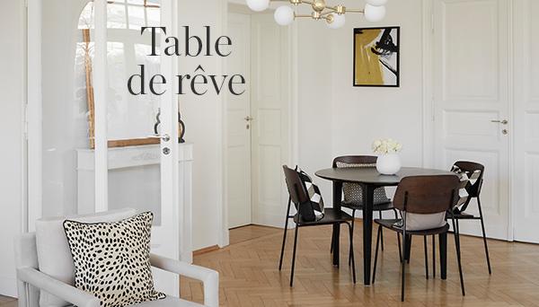 Table de rêve
