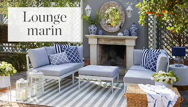 Lounge marin
