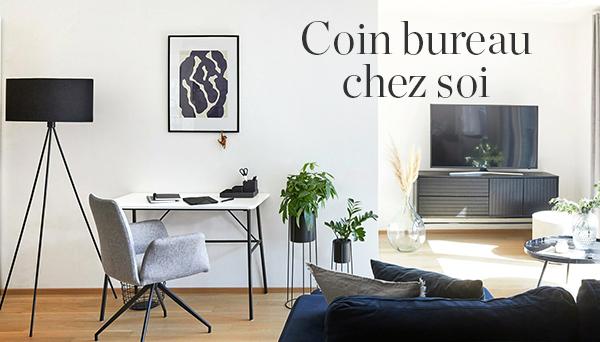 Coin bureau chez soi